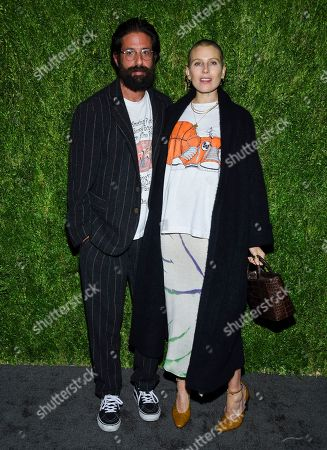 Editorial picture of 15th Annual CFDA / Vogue Fashion Fund Event, New York, USA - 05 Nov 2018