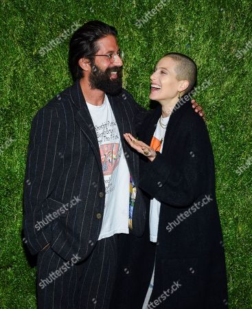 Editorial photo of 15th Annual CFDA / Vogue Fashion Fund Event, New York, USA - 05 Nov 2018
