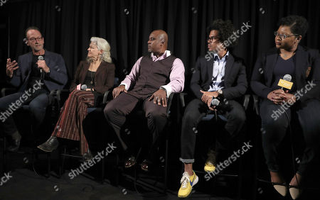 Editorial photo of 'Say Her Name: The Life and Death of Sandra Bland' special screening, Los Angeles, USA - 05 Nov 2018