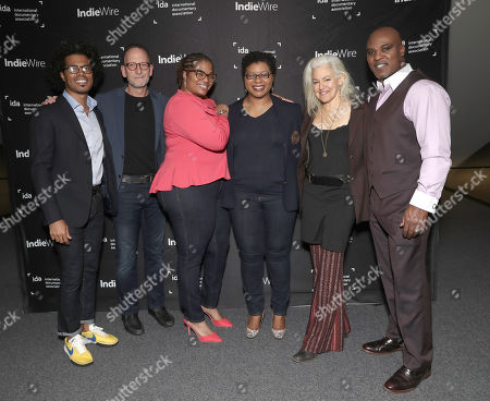 Editorial image of 'Say Her Name: The Life and Death of Sandra Bland' special screening, Los Angeles, USA - 05 Nov 2018