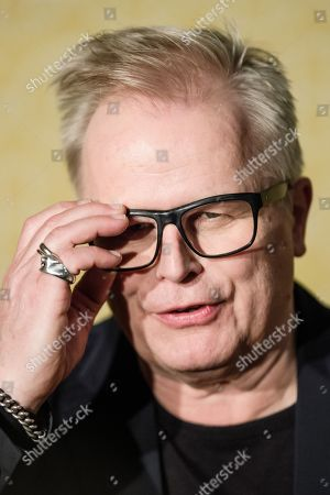 Herbert Groenemeyer poses during a photo call to present his new album in Berlin, Germany, 06 November 2018. Groenemeyer's latest album with the title Tumult will be published in Germany on 09 November 2018.