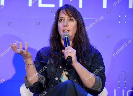 Stock Photo of Dana Nachman, Director/Producer, KTF Films