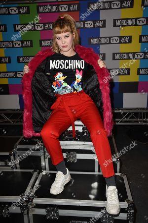 Editorial photo of Moschino x H&M Launch, Paris, France - 06 Nov 2018