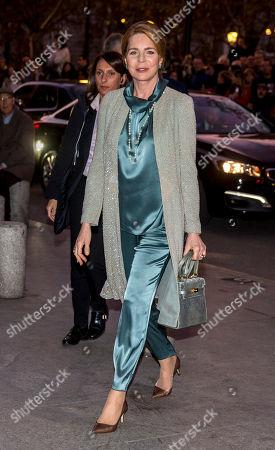 Editorial photo of Queen Sofia's 80th Birthday Celebration, Madrid, Spain - 02 Nov 2018
