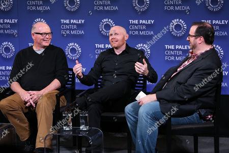 Michael Price, Bill Burr, Alan Sepinwall