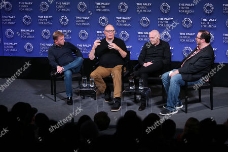 Editorial picture of PALEYLIVE NY: F is for Family, New York, USA - 06 Nov 2018