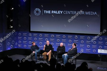 Peter Billingsley, Michael Price, Bill Burr, Alan Sepinwall