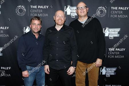 Peter Billingsley, Bill Burr, Michael Price