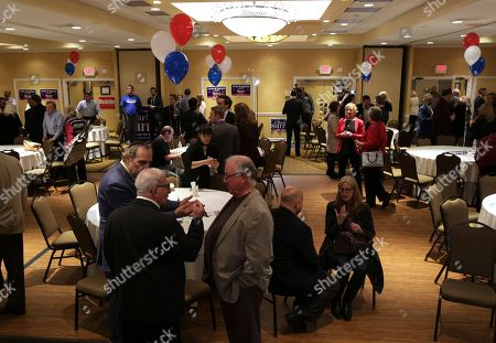 Editorial photo of Election 2018 House New Jersey MacArthur, Toms River, USA - 06 Nov 2018
