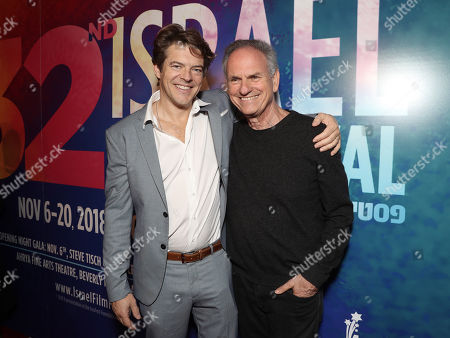 Editorial picture of 32nd Israel Film Festival Opening Night Gala and Awards Presentation, Los Angeles, USA - 06 Nov 2018