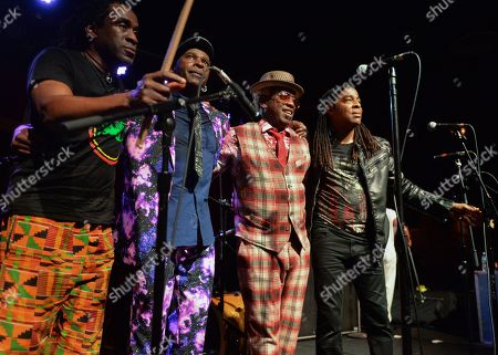 Living Colour- Will Calhoun, Vernon Reid, Corey Glover, Doug Wimbish