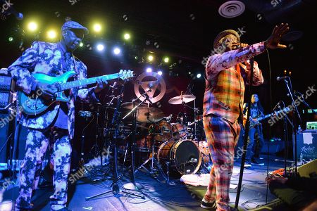 Living Colour- Vernon Reid, Corey Glover, Doug Wimbish