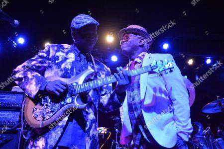 Living Colour- Vernon Reid, Corey Glover