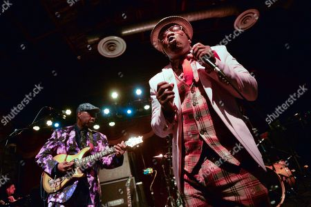 Living Colour- Vernon Reid, Corey Glover