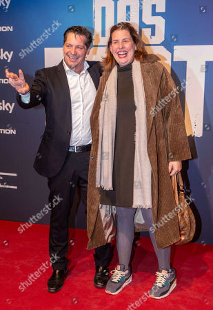 Editorial photo of 'Das Boot' tv series premiere, Munich, Germany - 06 Nov 2018