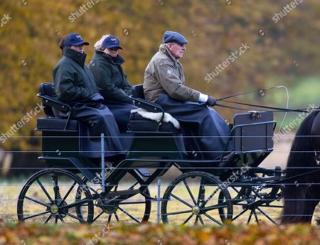 Prince Philip carriage driving, Windsor