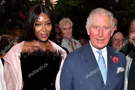 Prince Charles and Camilla Duchess of Cornwall tour of Nigeria, Day 2