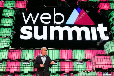 Ray Dalio, Founder and Co-Chief Investment Officer & Co-Chairman, Bridgewater Associates, during a talk on the third day of the 2018 Web Summit in Lisbon, Portugal, 07 November 2018. The Web Summit 2018, considered the largest innovation event of startups and technological entrepreneurship in the world, runs from 04 to 08 November 2018 at Altice Arena and FIL pavilion in Parque das Nacoes in Lisbon.