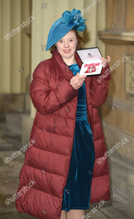 Editorial picture of Investitures at Buckingham Palace, London, UK - 07 Nov 2018