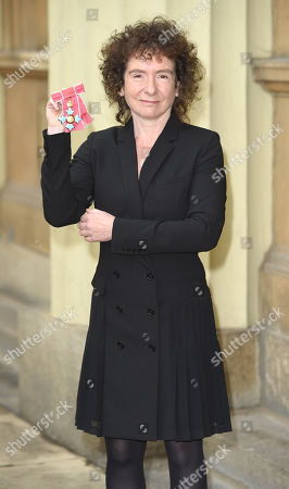 Stock Picture of Jeanette Winterson
