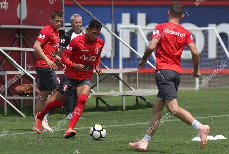 Editorial photo of FIFA, Lima, Peru - 07 Nov 2018