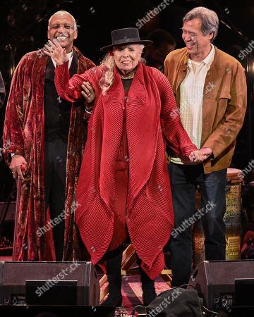 Editorial picture of Joni 75: A Birthday Celebration Live, Inside, Los Angeles, USA - 07 Nov 2018