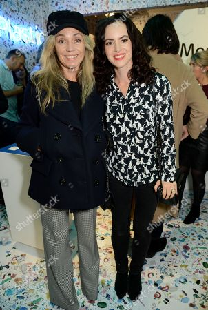 Jeanne Marine and Sally Wood