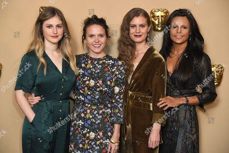 Editorial photo of BAFTA Breakthrough Brits, Arrivals, London, UK - 07 Nov 2018