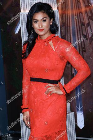 Stock Image of Nina Davuluri