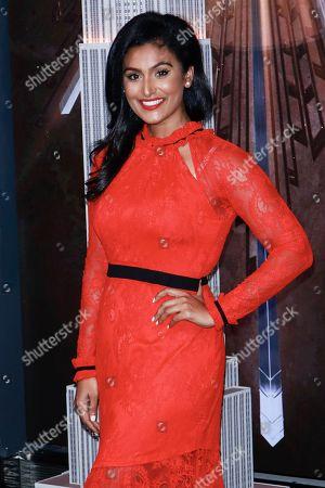 Stock Photo of Nina Davuluri