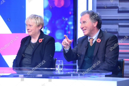 Oliver Letwin and Angela Eagle
