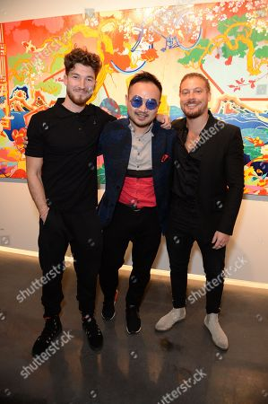 Editorial photo of Jacky Tsai 'Resurrection' launch dinner, Unit London, UK - 07 Nov 2018