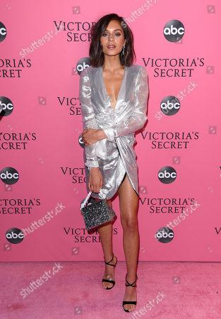 Editorial photo of Victoria's Secret Fashion Show, Pink Carpet Arrivals, New York, USA - 08 Nov 2018