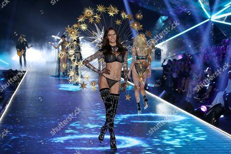 Editorial photo of Victoria's Secret Fashion Show, Runway, New York, USA - 08 Nov 2018