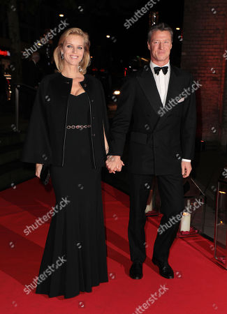 Editorial photo of DKMS Big Love Gala at the Roundhouse, London, UK - 07 Nov 2018