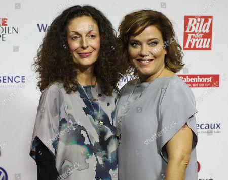 "Editorial picture of 'Goldene Bild der Frau"" Awards in Hamburg, Germany - 07 Nov 2018"