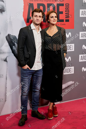 Raul Arevalo and Melina Matthews