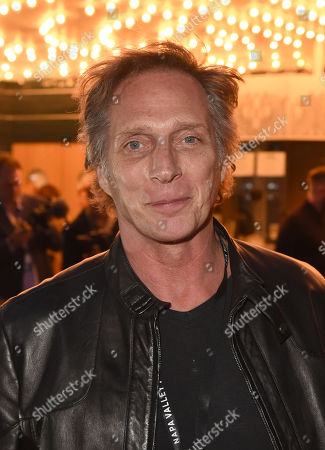 Stock Picture of William Fichtner attends the 2018 Napa Valley Film Festival opening night screening of Green Book, Napa, California, USA - 7 Nov 2018