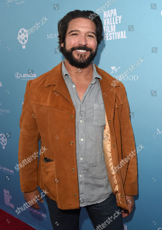 Paul Sloan attends the 2018 Napa Valley Film Festival opening night screening of Green Book, Napa, California, USA - 7 Nov 2018