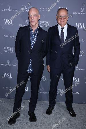 Editorial photo of Innovator Awards, New York, USA - 07 Nov 2018