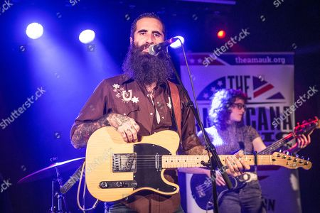 Editorial image of AmericanaFest UK Launch party at The Borderline, London, UK - 07 Nov 2018