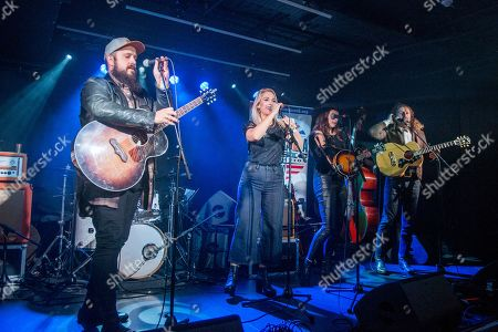 The Wandering Hearts - Tim Prottey-Jones, Tara Wilcox, Chess Whiffin and A J Dean