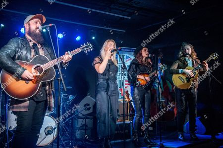Editorial photo of AmericanaFest UK Launch party at The Borderline, London, UK - 07 Nov 2018