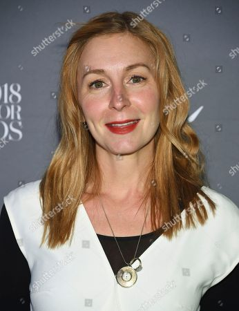 Christina Tosi attends the WSJ Magazine 2018 Innovator Awards at the Museum of Modern Art, in New York