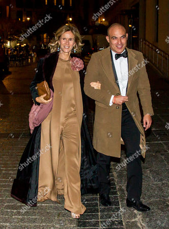 Editorial photo of Annual Gala of the Royal Theater, Madrid, Spain - 07 Nov 2018