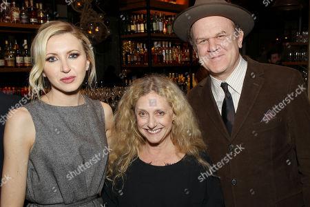 Nina Arianda, Carol Kane, John C Reilly