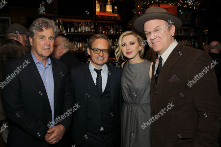 Tom Bernard (Co-President SPC), Jon S Baird (Director), Nina Arianda, John C Reilly