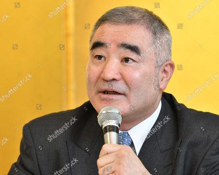 Stock Picture of Tsuyoshi Hamada