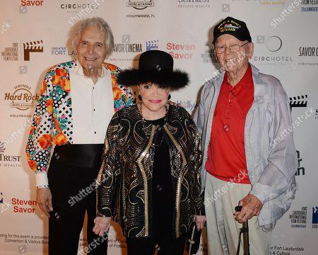 Frank Loconto, Connie Francis, Woody Woodbury