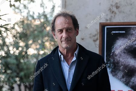 Editorial picture of 'At War' photocall, Rome, Italy - 07 Nov 2018
